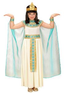 déguisement fille, déguisement cléopatre fille, costume cléopatre enfant, déguisement cléopatre enfant, déguisement enfant cléopatre, cléopatre enfant, déguisement égyptienne enfant, déguisement mardi gras enfant, Déguisement de Cléopatre, Reine du Nil, Fille
