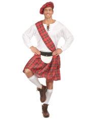 déguisement d'écossais, costume écossais homme, kilt écossais déguisement, déguisement écossais adulte Déguisement Ecossais Traditionnel