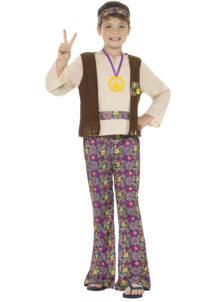 déguisement enfant, déguisement hippie garçon,costume de hippie pour enfant, déguisement années 70 enfants, déguisement hippie garçon, hippie déguisement enfant, déguisement mardi gras enfants, Déguisement de Hippie Boy, Garçon