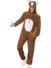 déguisement ours, déguisement d'ours, costume d'ours, déguisements animaux, déguisement animal ours brun, déguisement animaux adultes, déguisement d'ours brun Déguisement d'Ours Brun