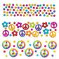 Confettis de Table, Hippie Peace