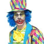 fausses dents, dents pourries déguisement, dentier de déguisement, fausses dents accessoire, fausses dents halloween, dents halloween Dentier de Clown Zombie