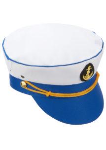 casquette de capitaine, accessoire déguisement de capitaine marin, casquette capitaine de la marine, casquettes de marins, casquettes de marine, Casquette de Capitaine de Marine