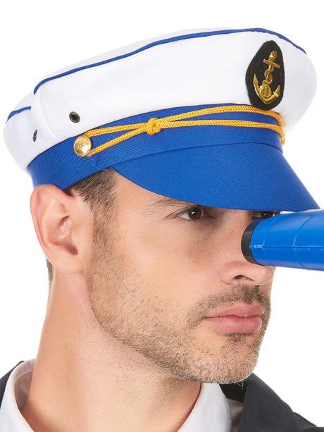 joli design choisir authentique prix bas Casquette de Capitaine de Marine - Aux Feux de la Fête - Paris
