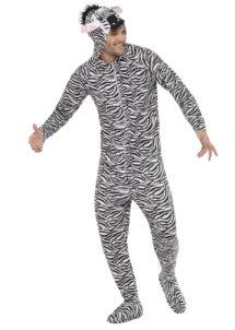 déguisements animaux, déguisement de zèbre, costume de zèbre déguisement, déguisements de zèbres, déguisement animal adulte, soirée à thème animaux, Déguisement de Zèbre, Combinaison