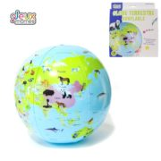 ballon globe terrestre, ballon mappemonde, jouets anniversaire, ballon globe Ballon Globe Terrestre