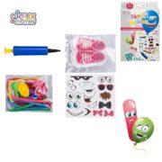 ballon latex, ballons enfants, ballons baudruche, ballons hélium, ballons à déguiser, ballons à décorer, ballons anniversaire enfants, ballons pour enfants, cadeaux anniversaire pinata, cadeaux goûters d'anniversaire Ballons à Déguiser, avec Autocollants