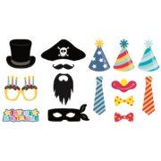 kit Photo Booth, moustaches pour photos, accessoire déguisement photos, accessoires déguisements, photo booths, photobooth Kit Photo Booth, Accessoires Garçons