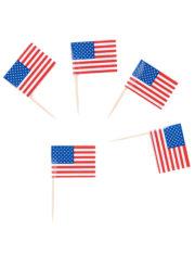 pics drapeaux américains, décos américaines, décorations états unis, vaisselle drapeau américain Pics Drapeaux Américains