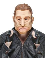 masque célébrité, masque johnny halliday, déguisement rocker, déguisement johnny, masque latex johnny halliday Masque Johnny en Latex
