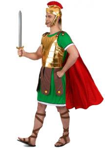 déguisement de gladiateur, déguisement romain homme, costume romain homme, déguisement gladiateur romain homme, déguisement gladiateur adulte, déguisement centurion romain asterix, Déguisement Centurion Romain, Or
