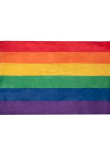 drapeau gay pride, drapeau gaypride, drapeau marche des fiertés, drapeau LGBT, drapeau arc en ciel, drapeau multicolore, Drapeau Arc en Ciel, 90 x 150 cm