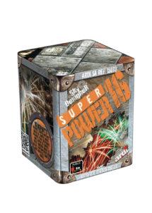 feux d'artifice automatiques, achat feux d'artifice paris, feux d'artifices compacts,, Feux d'Artifices, Compacts, Super Power 16