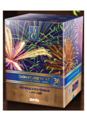 feux d'artifice automatiques, achat feux d'artifice paris, feux d'artifices compacts, feux d'artifices ARDI, feux d'artifice pas cher, feux d'artifices pour particuliers Feux d'Artifices Compacts, Signature 47