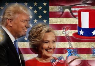 Soirée déguisement déco Spécial Elections Américaines