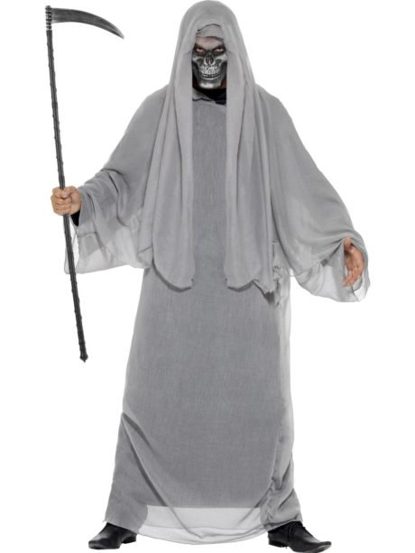 déguisement zombie adulte halloween, costume zombie halloween homme, déguisement halloween zombie homme, costume halloween adulte, costume halloween homme, déguisement mort halloween homme Déguisement Reaper Fantôme Zombie, + Masque
