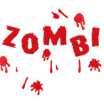 décorations halloween, décorations fenêtre halloween, décorations zombies Stickers Gel Zombies