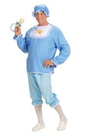 déguisement homme, déguisement bébé adulte, déguisement humour, costume bébé homme, costume bébé pour adulte, déguisement de bébé Déguisement de Bébé, Baby Boy Bleu
