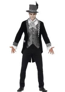 déguisement halloween homme, costume magicien halloween, déguisement halloween pour homme, costume magicien vampire halloween, Déguisement Vampire Dark Hatter