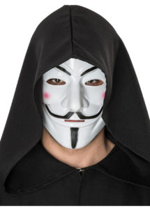 masque d'anonymous, masque anonymous pas cher, masque anonymes, masque d'anonymous, Masque Anonyme