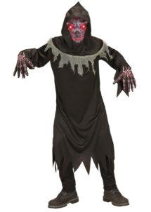 déguisement démon halloween garçon, déguisement halloween garçon, déguisement zombie garçon, Déguisement de Démon, Yeux Rouges, Garçon