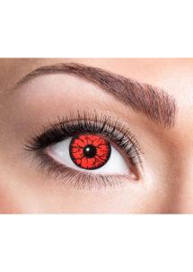 lentilles rouges, lentilles halloween, lentilles fantaisie, lentilles déguisement, lentilles déguisement halloween, lentilles de couleur, lentilles fete, lentilles de contact déguisement, lentilles de diable, Lentilles Rouges, Metatron
