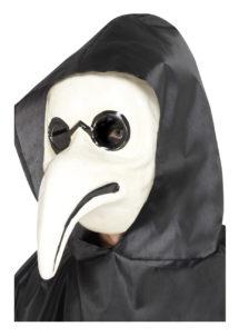 masque docteur de la peste, masque vénitien, masque carnaval de venise, masque peste, Masque Docteur de la Peste