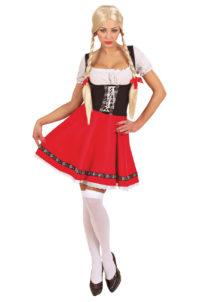 déguisement de bavaroise, déguisement Oktoberfest, costume bavaroise femme, costume Oktoberfest femme, Déguisement de Bavaroise, Oktoberfest, Heidi