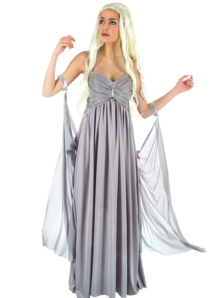 Déguisement daenerys game of thrones, déguisement halloween femme, déguisement reine des dragons, déguisement dragon queen, costume daenerys game of thrones Déguisement Dragon Queen, GoT