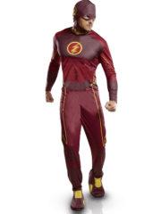déguisement flash adulte, déguisement flash pour homme, déguisement super héros, super héros homme déguisement, déguisement flash, costume flash super héros Déguisement Flash, Classique
