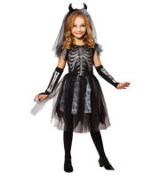 déguisement halloween fille, déguisement mariée de la mort fille, costume mariée de la mort enfant, costume halloween fille, déguisement halloween fille Déguisement de Mariée de la Mort, Fille
