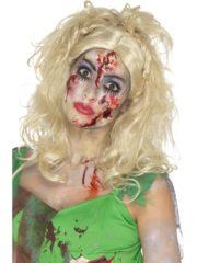 perruque blonde halloween, perruque halloween femme, perruque pour halloween, perruque zombie femme halloween Perruque de Zombie, Fairy, Blonde