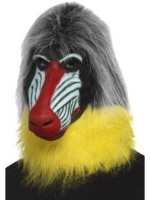 masque de babouin, masque de rafiki, masque de singe rafiki, masque de singe, masque de babouins, Masque de Babouin, Rafiki