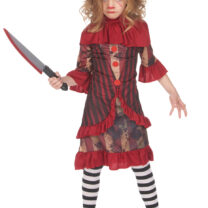 déguisement clown maléfique, déguisement clown ca pour enfant, déguisement halloween clown