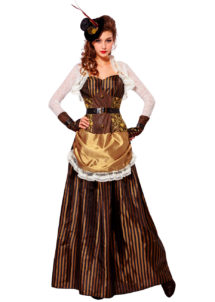 déguisement steampunk, robe steampunk, déguisement steampunk pour femme, Déguisement Steampunk, Lady