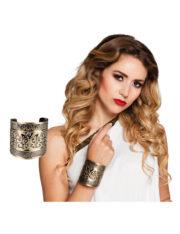 bracelet manchettes, bracelet bronze, bracelets déguisement cleopatre, bijoux cléopatre pas cher, bracelet romain pas cher, bijoux de déguisement pas cher, bracelet médiéval Bracelet Manchette, Antiquité et Médiéval
