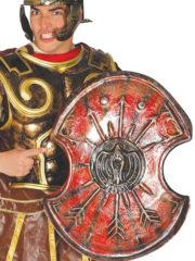 bouclier romain, accessoire romain gladiateur, bouclier accessoire déguisement, accessoire déguisement romain, bouclier accessoire déguisement, accessoire romain déguisement, bouclier romain déguisement Bouclier Greco Romain, 67 cm
