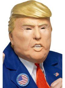 masque donald trump, masque trump en latex, masque président en latex, masque célébrités, masque latex donald trump, masques donald trump, Masque Donald Trump en Latex