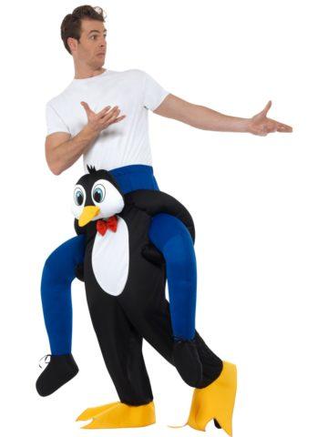 déguisement porte moi, déguisement porté, déguisement carry me, déguisements originaux, déguisements humour, déguisement homme porté, costume carry me, costume homme porté, déguisements humour, déguisements humoristiques, déguisement pingouin Déguisement Carry Me, Porte Moi, Pingouin