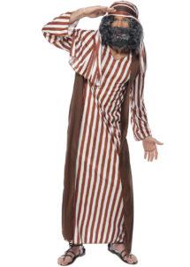 déguisement de roi mage, déguisement de berger pour homme, déguisement roi mage oriental homme, déguisement oriental homme, costume de berger homme, costume de berger adulte, déguisement roi mage, Déguisement de Berger Roi Mage, avec Coiffe