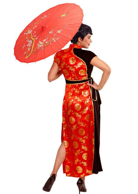 déguisement de chinoise, déguisement asie, déguisement asiatique, déguisement de japonaise,, Déguisement de Chinoise, Robe Satin