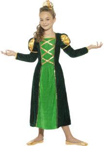 déguisement de princesse fille, déguisement médiéval enfant, déguisement médiéval fille, costume de princesse médiévale enfant, déguisement fille, Déguisement de Princesse Médiévale, Fille