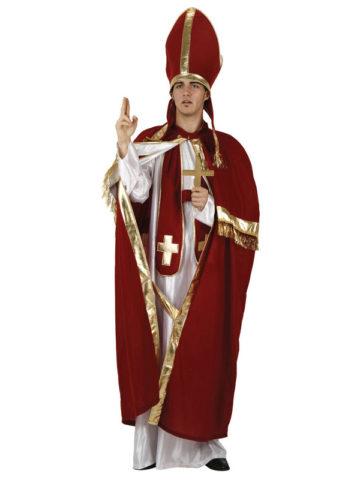 déguisement de saint nicolas, costume de saint nicolas, déguisement d'évèque, costume d'évêque, déguisement religieux, déguisement de religions, costume saint nicolas, costume évêque Déguisement de Saint Nicolas ou d'Evêque