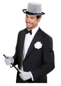 gants gris, gants pour adulte, gants de déguisement, accessoires gants déguisement, gants déguisement, gants homme déguisement, Gants Courts, Gris