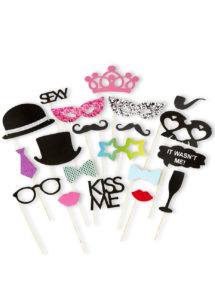 kit Photo Booth, moustaches pour photos, accessoire déguisement photos, accessoires evjf, Photo Booth pour mariages, accessoires photo booths, Kit Photo Booth, EVJF Wedding Party