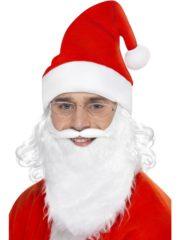 kit père noel barbe, fausse barbe de père noël, bonnet de père noël, accessoires père noël déguisement, chapeau de père noël, barbe et chapeau de père noël, bonnet de père noël avec barbe, accessoire déguisement père noël Bonnet de Père Noël avec Cheveux, + Barbe et Lunettes