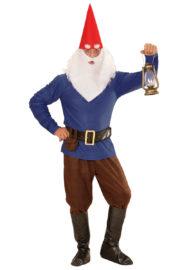 déguisement de nain pour homme, déguisement de nain, déguisement de lutin, costume de nain, déguisement nain blanche neige, se déguiser en nain Déguisement de Nain ou Lutin, avec Barbe, Bleu
