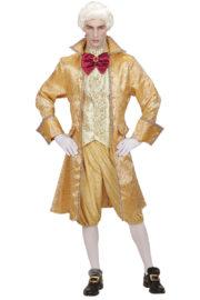 déguisement vénitien, costume vénitien, déguisement carnaval de venise, déguisement de marquis, costume de marquis déguisement, déguisement marquis adulte, déguisement marquis homme Déguisement de Marquis, Noble Vénitien Gold