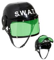 casque police swat, casque police, accessoire déguisement policier, accessoire police américaine, costume de swat, accessoire police swat Casque de Police SWAT