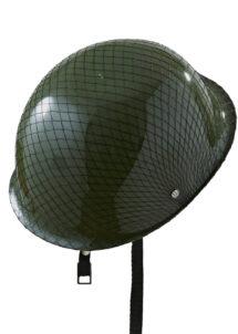 casque militaire, accessoires déguisement miliaire, casquette militaire, casque militaire de guerre, casque de soldat militaire, Casque Militaire avec Filet